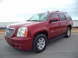 gmc yukon red jackson avenue auto sales inc 2013 gmc yukon slt 4d suv rwd