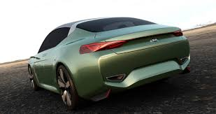 kia cars news coupe inspired kia novo concept unveiled