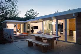 klopf architecture truly open eichler home