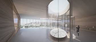 boston society of architects celebrate the 2015 design awardees unbuilt architecture and design honor award bamiyan cultural centre designed by nadaaa image credit renderings nadaaa