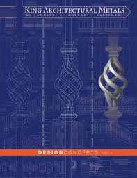 king architectural metals catalog
