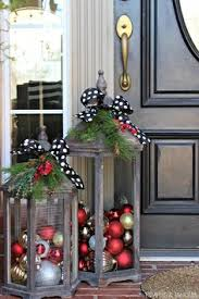 Christmas Decoration For Front Porch by Christmas Tour Part 2 2015 Christmas Home Tours Dimples