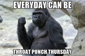 Funny Gorilla Memes - top 27 thursday meme thursday meme meme and humour