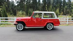 jeep jeepster 2015 1970 jeepster commando f240 seattle 2015