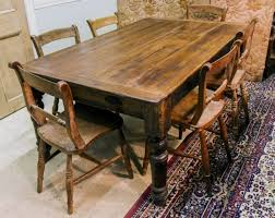 Awesome Pine Dining Table And Chairs For Sale  With Additional - Pine dining room table