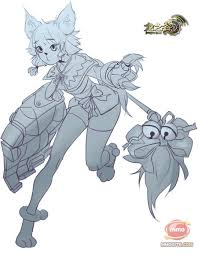 new machina omg dragon nest revealed a new class machina dragon nest
