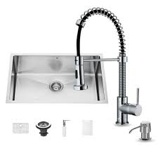 kitchen sink and faucet sets sinks all in one sinks the best prices for kitchen bath and