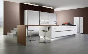 cuisine avec ilot table incroyable de maison les tendances à grand ilot de cuisine plus