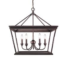 shop golden lighting davenport 24 in 5 light etruscan bronze