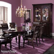Raymour And Flanigan Dining Room Belmont Dining Collection