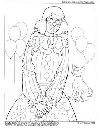 clowns coloring pages educational fun kids coloring pages and