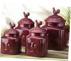 rooster kitchen canisters 30 best kitchen canister images on kitchen