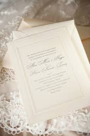 wedding invitations 1 simple wedding invites photos novia distinctive