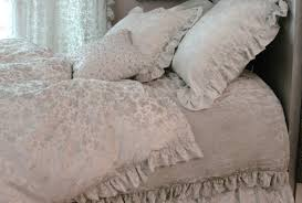 Shabby Chic Blue Bedding by Bedding Set Engaging Grey And White Shabby Chic Bedding