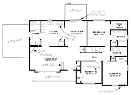 build a floor plan house floor plan exles home design