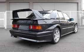 rare mercedes benz 190e evolution ii for sale biser3a