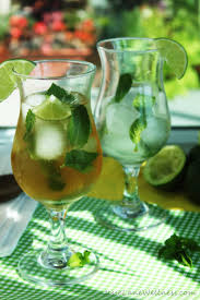 mojito cocktail mojito ice tea recipe sugar free by jesse lane wellness