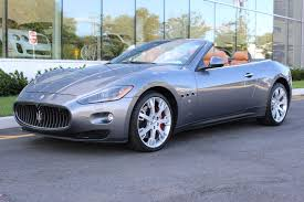 maserati granturismo convertible blue maserati bergen county for sale