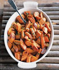 thanksgiving carrot recipes real simple