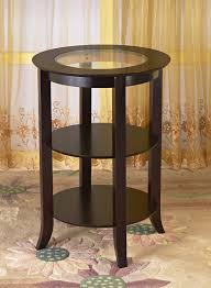 small decorative end tables stylish wood accent tables small round end tables modern style solid