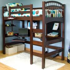 Twin Loft Bed With Desk Image Of Perfect Twin Loft Bed With Desk - Twin loft bunk bed
