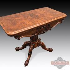 antique tea tables for sale antique card tea tables antiques northern ireland ni