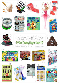inexpensive gifts stuffer gifts 10 inexpensive gift ideas for kids
