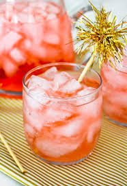 4 ingredient cocktail recipe cranberry u0026 st germain pitcher