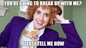 Overly Attached Girlfriend Meme Generator - overly attached condescending wonka meme generator imgflip