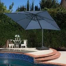 Patio Umbrellas Cantilever Cantilever Umbrellas You Ll Wayfair