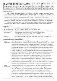 It Technician Resume Examples by Rajesh Kumar Sharma Sr Piping Engineer O U0026g 12 5 Yrs