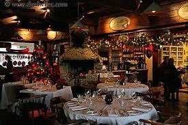 restaurant decorations christmas decoration restaurant ideas christmas decorating
