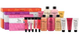philosophy s 15 gift set is for gifting and