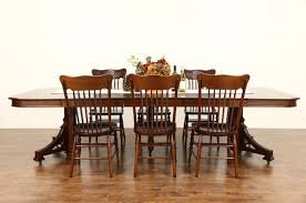 antique mahogany dining room furniture sold victorian eastlake 1885 antique mahogany dining table 6