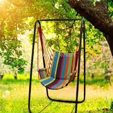 Outdoor Swingasan Chair Swing Chairs Garden Picture More Detailed Picture About Canvas
