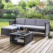 mobilier de jardin en solde salon de jardin mobilier de jardin pas cher à prix auchan