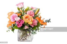 types of flower arrangements flower arrangement stock photos and pictures getty images