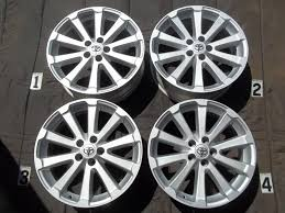 lexus factory wheels awesome awesome toyota venza 19