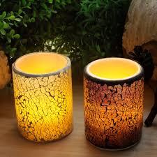 online get cheap mosaic candle lamp aliexpress com alibaba