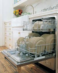 Under Cabinet Dish Rack Martha U0027s 50 Top Kitchen Tips Martha Stewart
