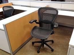 Herman Miller Reception Desk Herman Miller Aeron Task Chair Big And Fci Dallas