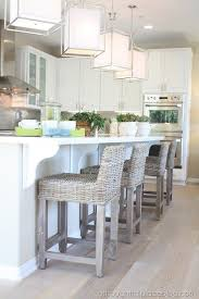 grey kitchen bar stools charming bar stool for kitchen 25 best ideas about rattan bar stools