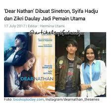 film dear nathan episode terakhir fansyifa hash tags deskgram