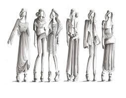 how to do fashion design sketches efashion sp