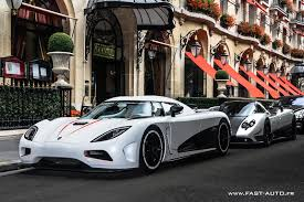 koenigsegg paris one day one spot automotive spotters