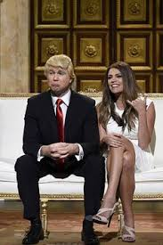 donald and melania trump cold open snl youtube snl