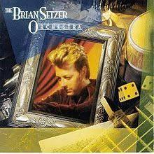 the brian setzer orchestra album