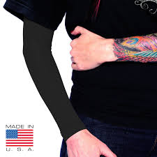 turbo tattoo sleeve tat2x men u0027s ink armor full arm tattoo cover up sleeve single skin