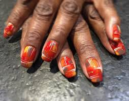 26 thanksgiving nail art ideas brit co