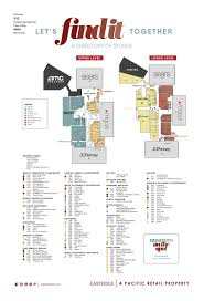 Westfield Mall Map Eastridge Center Shopping Mall In San Jose Stores Eastridge Center